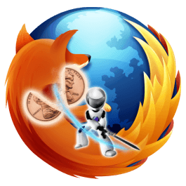 Click this FireFox icon to download Bid-Ninja for FireFox directly from us