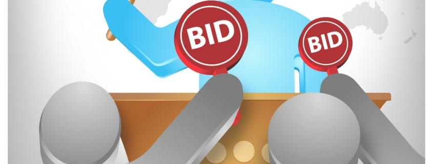 Buy one bid pack get unlimited bids until you win bid for Get bids