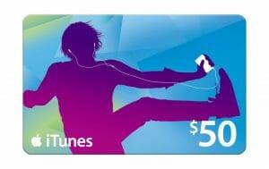 Bid-Ninja Holiday Giveaway - $50 iTunes Gift Card